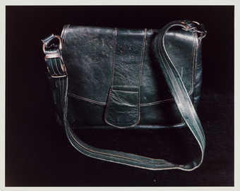 Photo of Roberta&#x27;s purse.