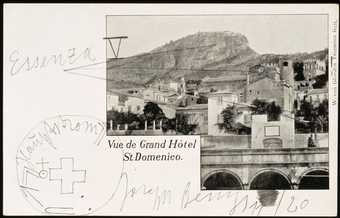 from von Gloeden Postcards, a series of 13 Italian postcards with photographs by Baron von...