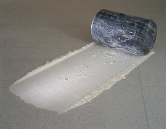 flour may be substituted with other rolling materials
