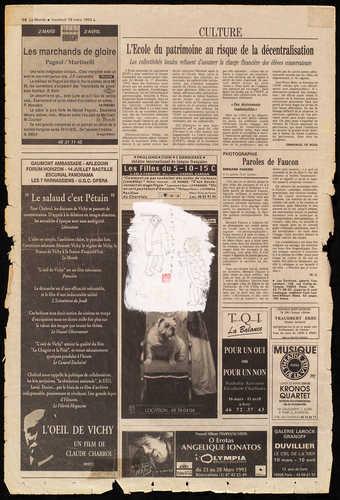 Le Monde 3/19/93