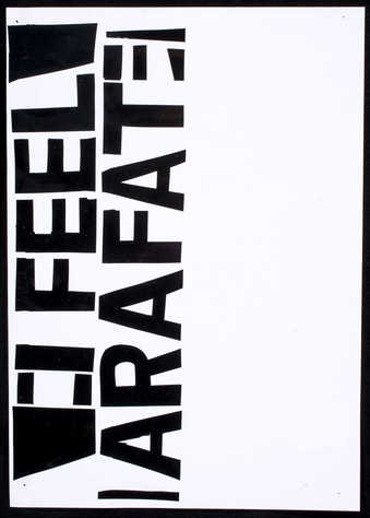 """I FEEL ARAFAT"""