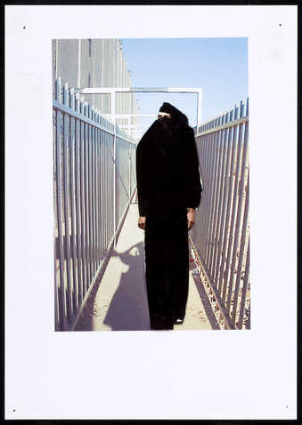 burka figure/jew
